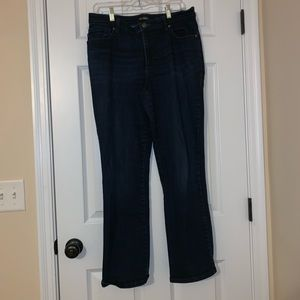 Lee relaxed fit straight leg jeans